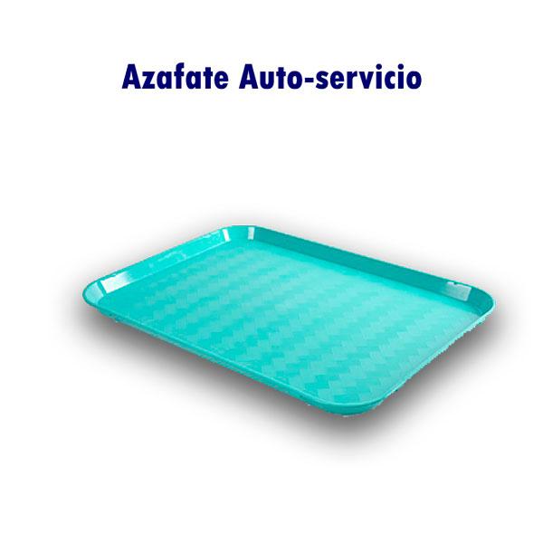 Azafate Auto servicio