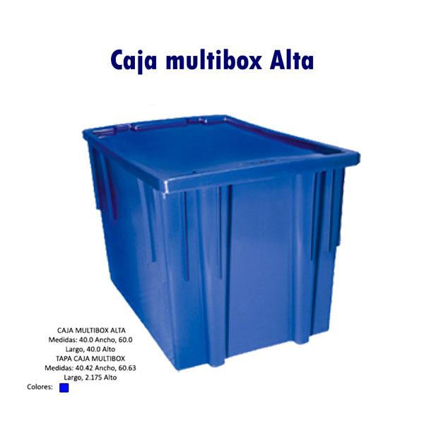 Caja Multibox Alta