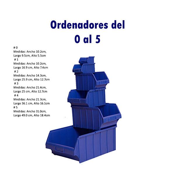 Ordenadores de 0 a 5