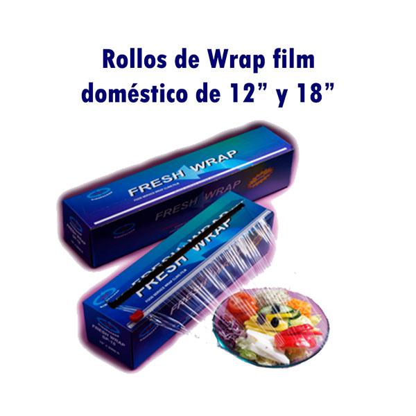 Wrap Film Domestico